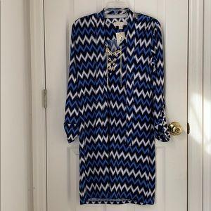 Brand New Michael Kors dress with belt size S